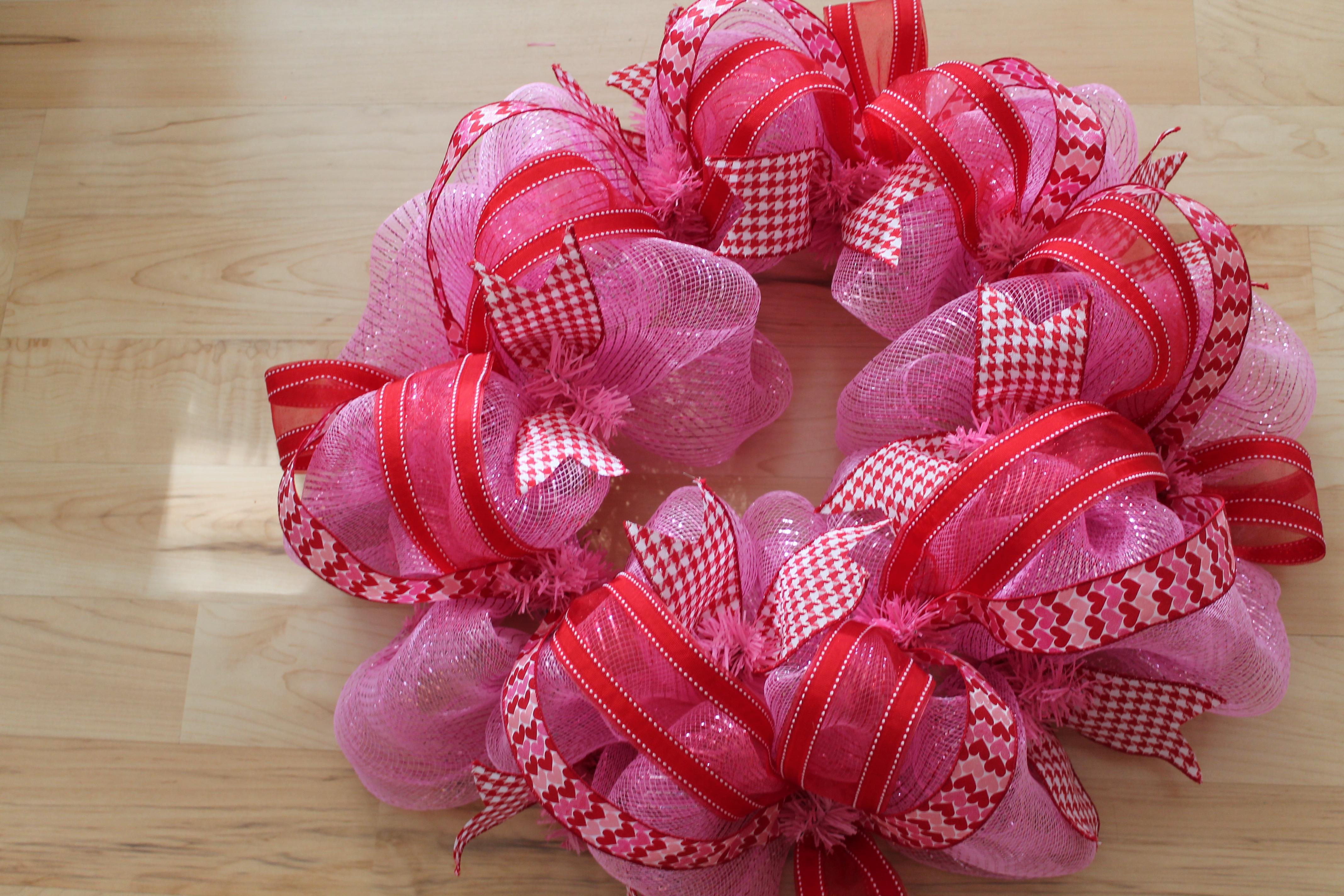 Twist Floral Wire Around The
